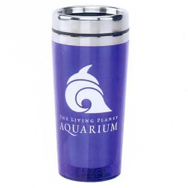 Custom 16 oz. Spectrum Tumbler with Stainless Steel Liner