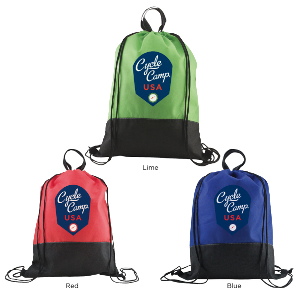Customized Easy Hang Drawstring Backpack