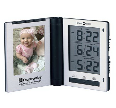 Promotional Photo Traveler Alarm Clock