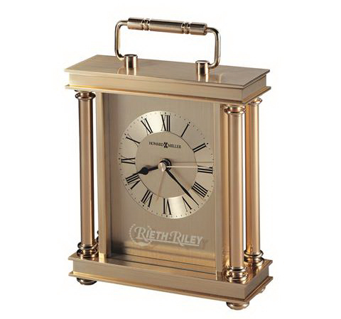 Personalized Audra Carriage Alarm Clock