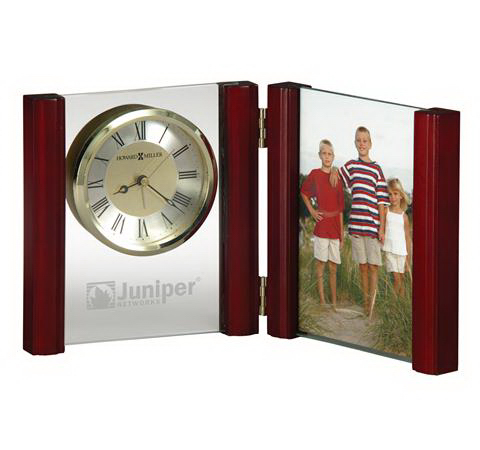 Printed Alex (Photo Frame Clock)