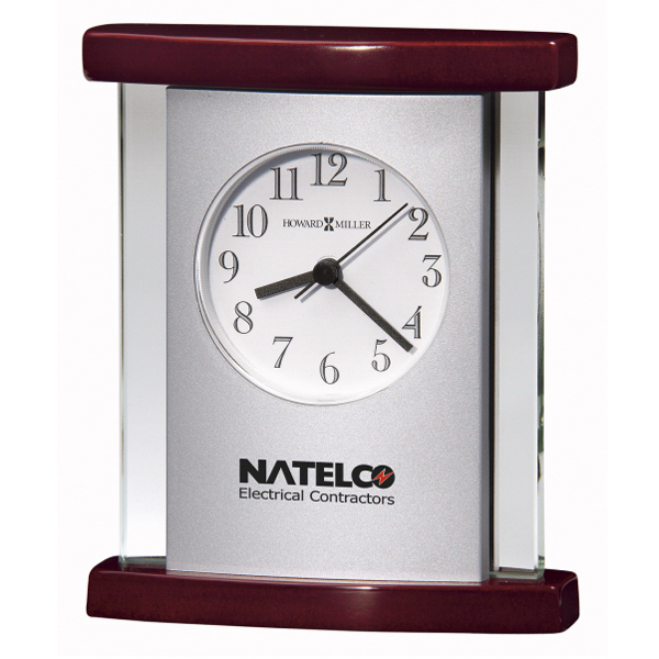 Customized Hyatt Table Clock