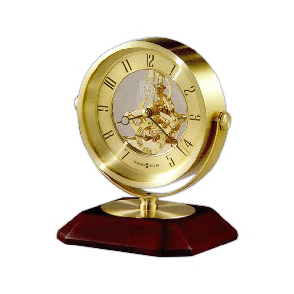 Custom Soloman Skeleton Movement Clock