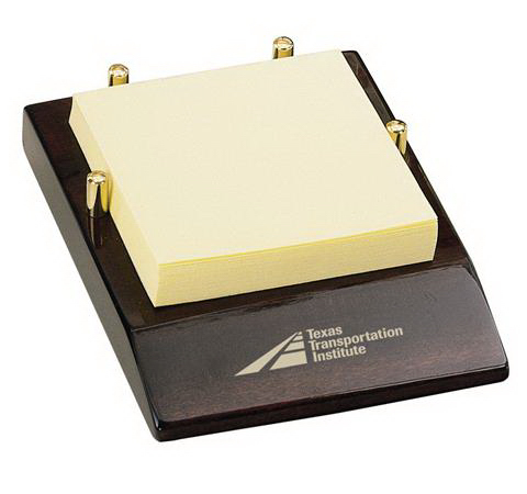 Promotional Note Pad Caddy II