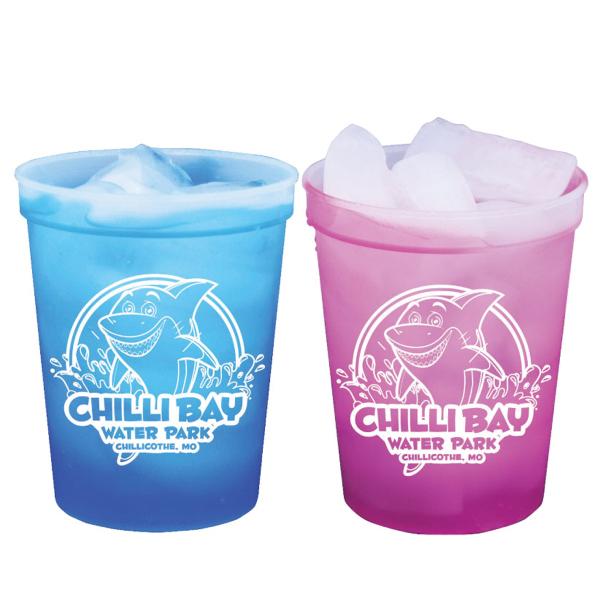 16 oz Color-Changing Chameleon Cups