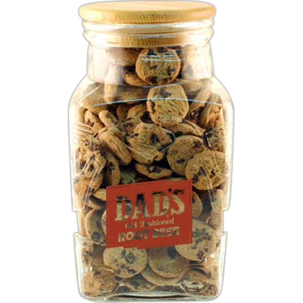 Promotional Office Reception Jar-Cookies