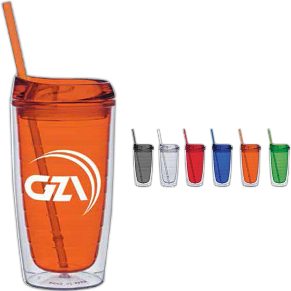 Printed 15 oz Cool Cup Collection Tumbler