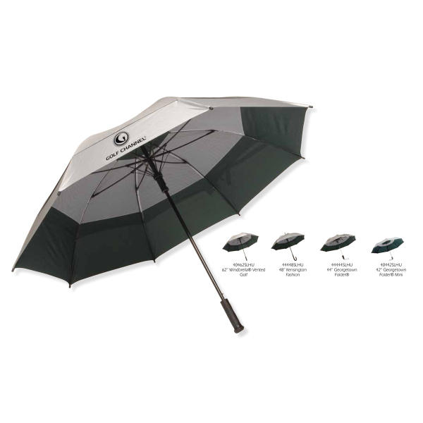 "Custom 62"" Solarteck Umbrella"