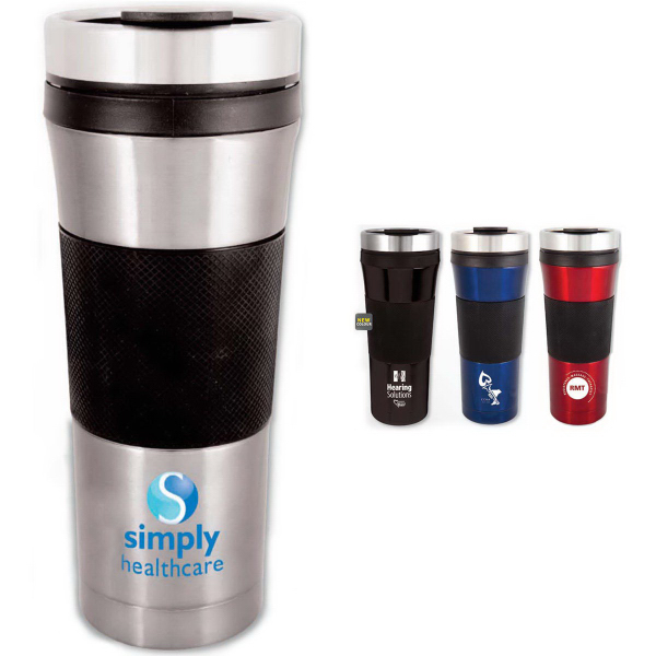 The Heavy Duty 20 oz Double Wall Stainless Steel Travel Cup