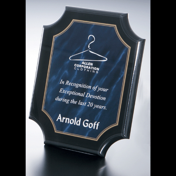 Promotional Plaque