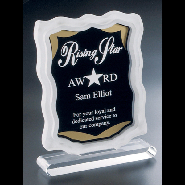 Imprinted Award