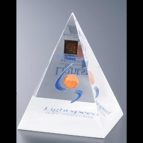 Personalized Paperweight/Award