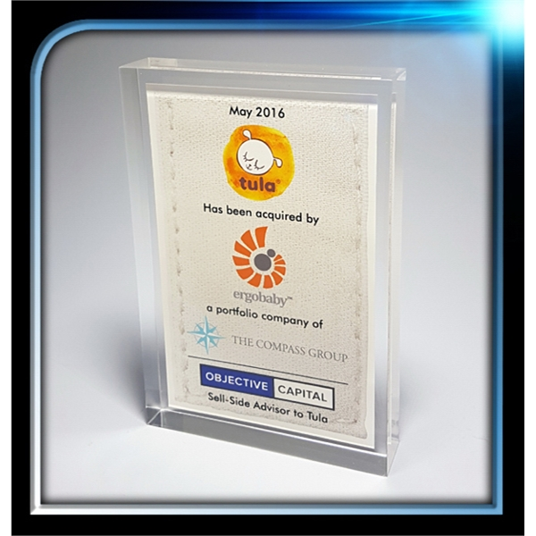 Promotional Paperweight/Award