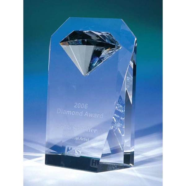 Customized Crystal Award