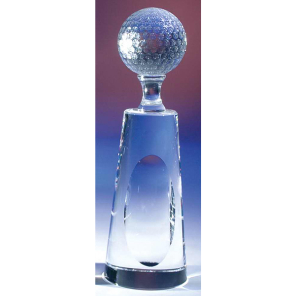 Printed Crystal Award