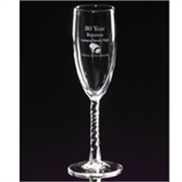 5 3/4 oz. Celebration Flute Set of 4
