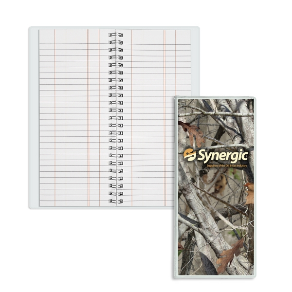 Wire-O Entrapment Tally Book