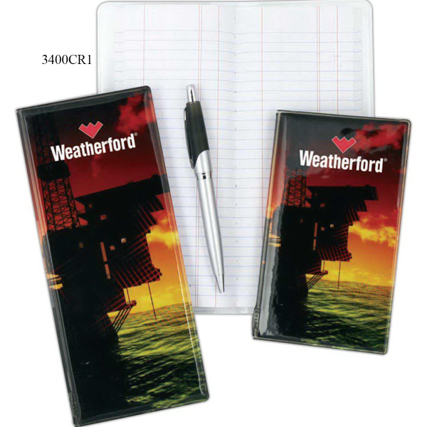 Oil Rig Tally Book Junior