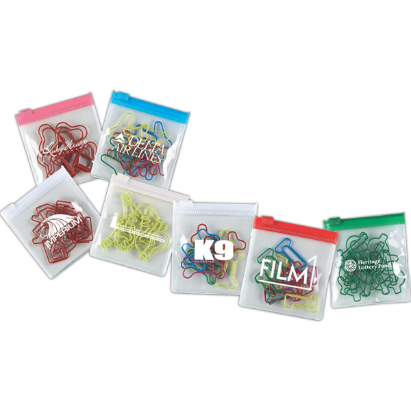 Personalized Clipsters in a Pouch