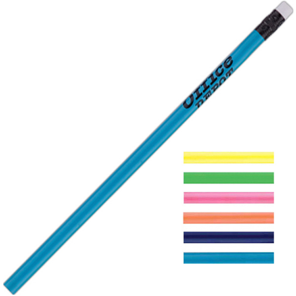 Promotional Neon pencil