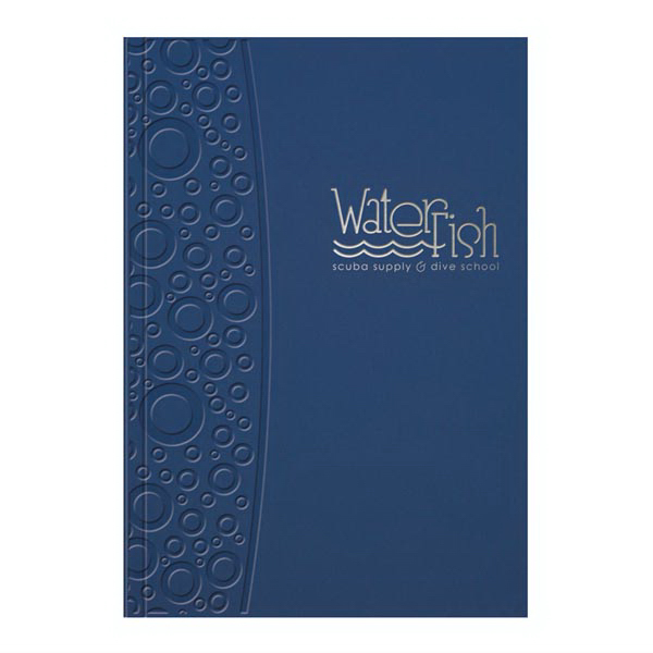 Imprinted PerfectBook (TM) Smooth Matte Note Pad
