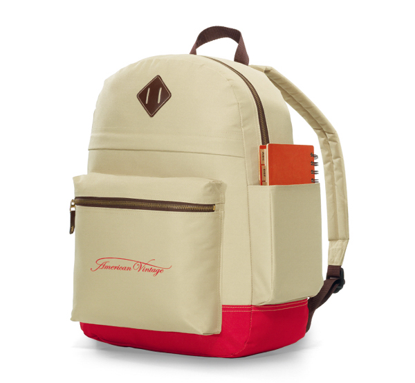 Printed Heritage Supply (TM) Computer Backpack