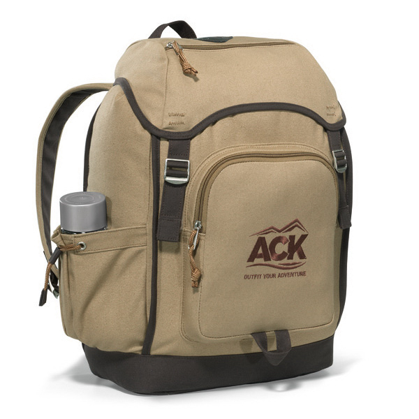 Promotional Heritage Supply (TM) Trek Computer Backpack