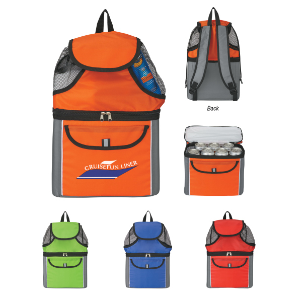 All-In-One Beach Backpack
