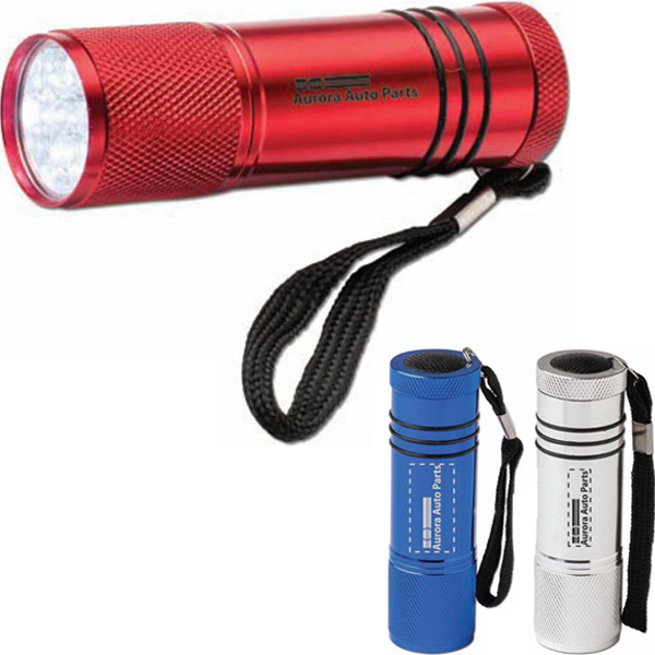 Promotional Windsor LED Flashlight