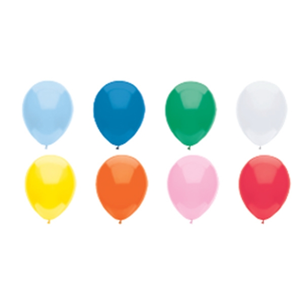 Low Cost Imported Latex Balloon-Basic Colors