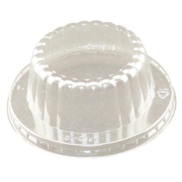 Printed Dome Clear Lids