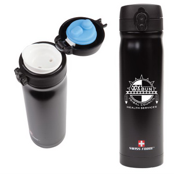 Swiss Force Double Walled Vacuum Bottle