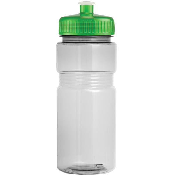 Promotional 20 oz Translucent Recreation Bottle