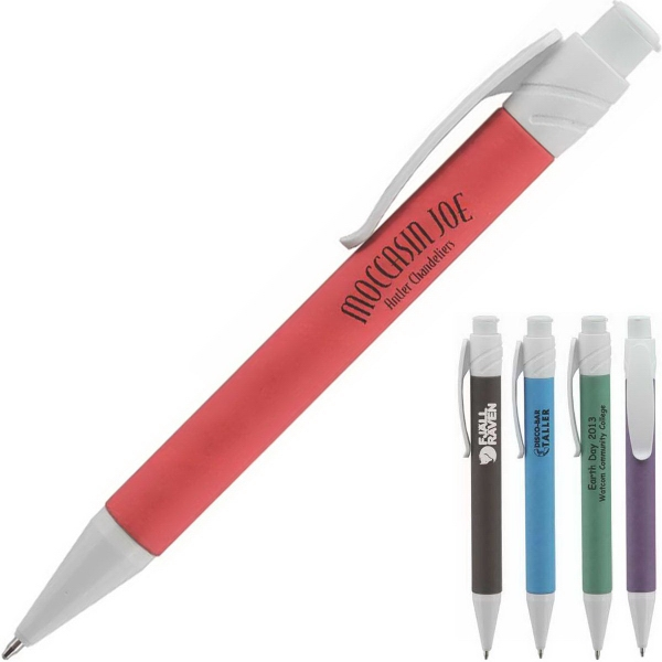 Alistair Click Action Eco-Friendly Ballpoint Pen