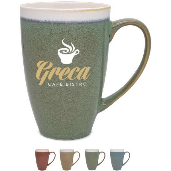 Reactive Glaze Terra Bella Collection Cup