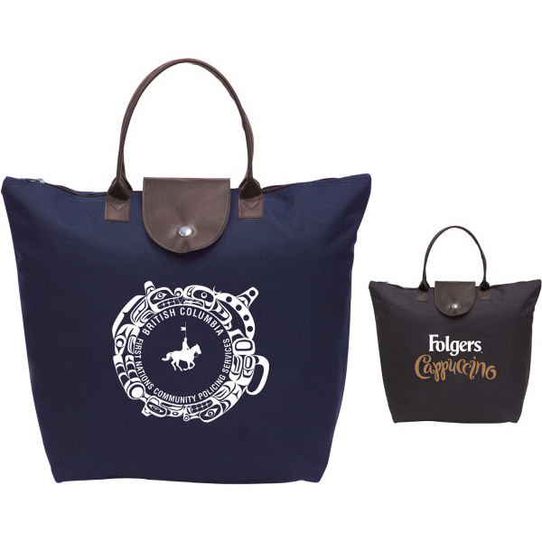 The Fashion Compact Tote Bag