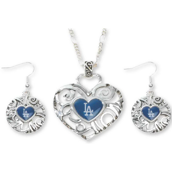 Ivy Designer Heart Necklace