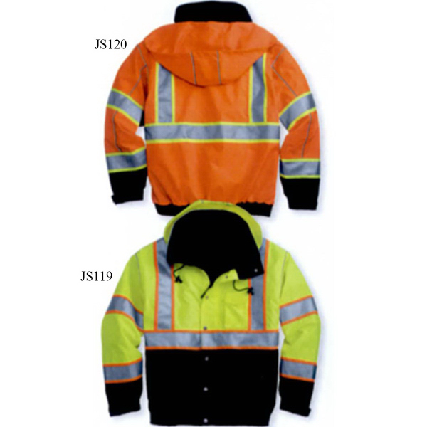 ML Kishigo Hi-Vis Brilliant Series Bomber Jacket