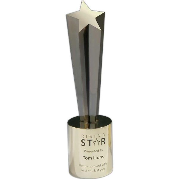 Printed Shooting Star Award