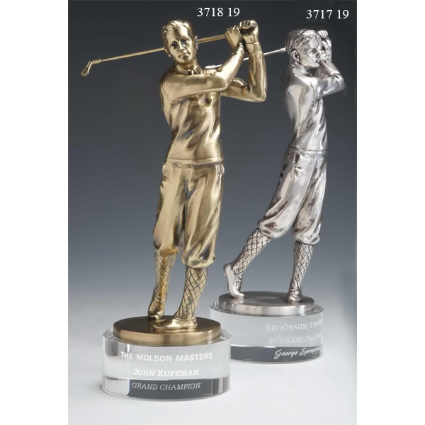 Promotional Bobby Jones Swing Award