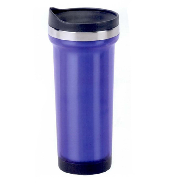 Promotional 16 oz. Stainless Tumbler with Acrylic Shell