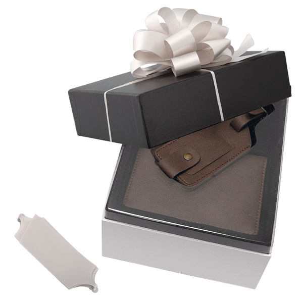 Passport and Luggage Tag Gift Set