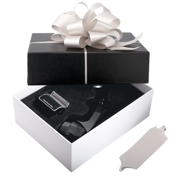 Bluetooth (R) Handset and Cradle Gift Set