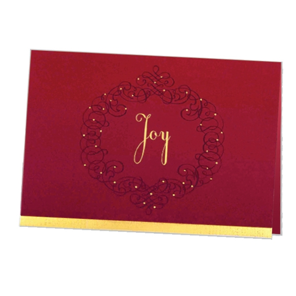 Premium Holiday Greeting Card