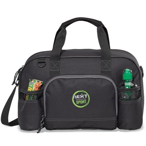 Imprinted Apex Sport Bag