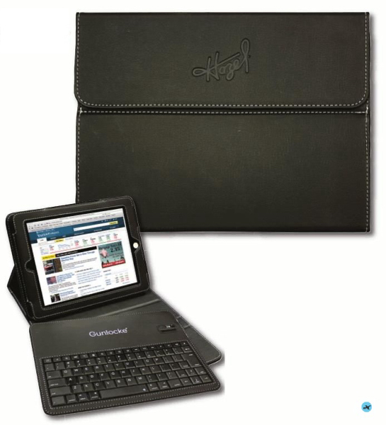 Deluxe i Pad Case with Keyboard
