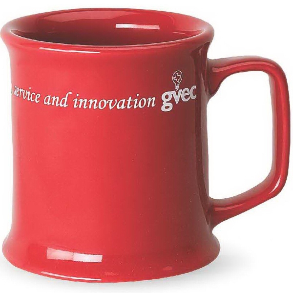 Imprinted 14 oz. CEO Mug