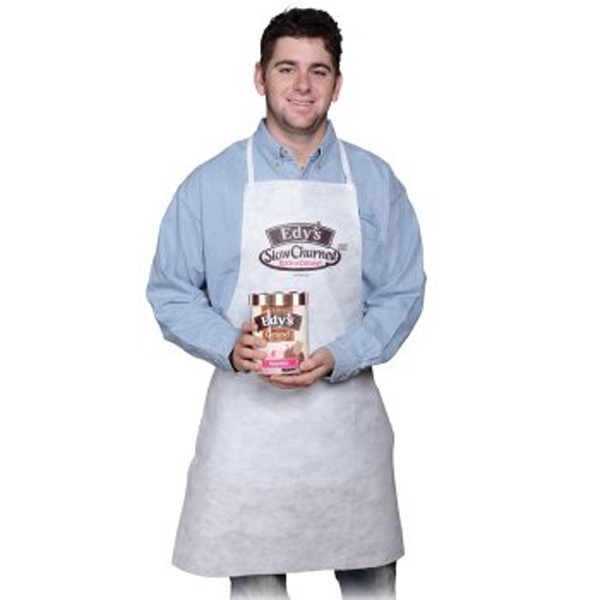 Non Woven Disposable Bib Apron 25 x 35