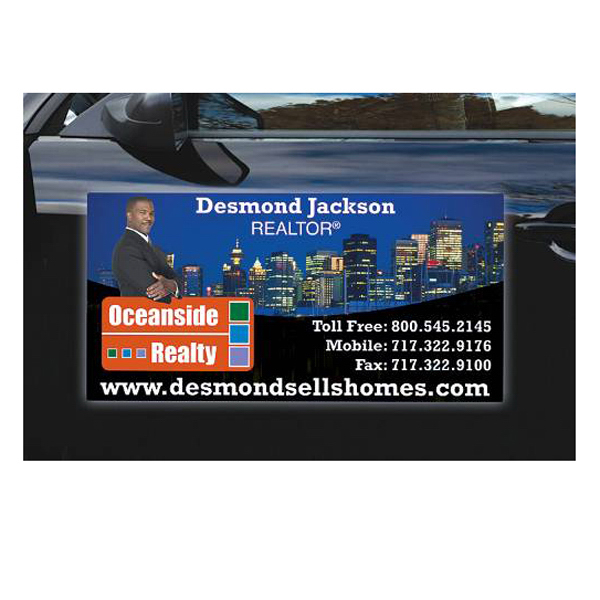Custom CUSTOM Magnetic Car/Truck/Auto/Vehicle Sign