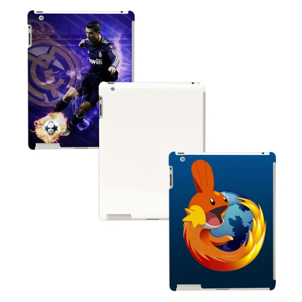 iPad 2/3/4 3D Polymer Case - Glossy